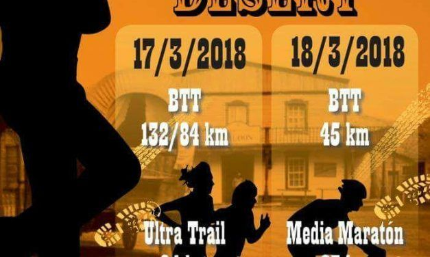 V BTT & Trail Tabernas Desert