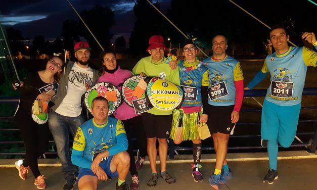 San Silvestre 2017 de Comunidad Biker MTB en Murcia