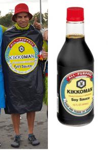Kikkoman All Purpose Soy Sauce - Alino Pies Anchos - Comunidad Biker MTB - San Silvestre Murcia 2017