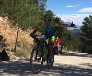 Ascenso de la Perversa en la sierra de Ricote por Comunidad Biker MTB