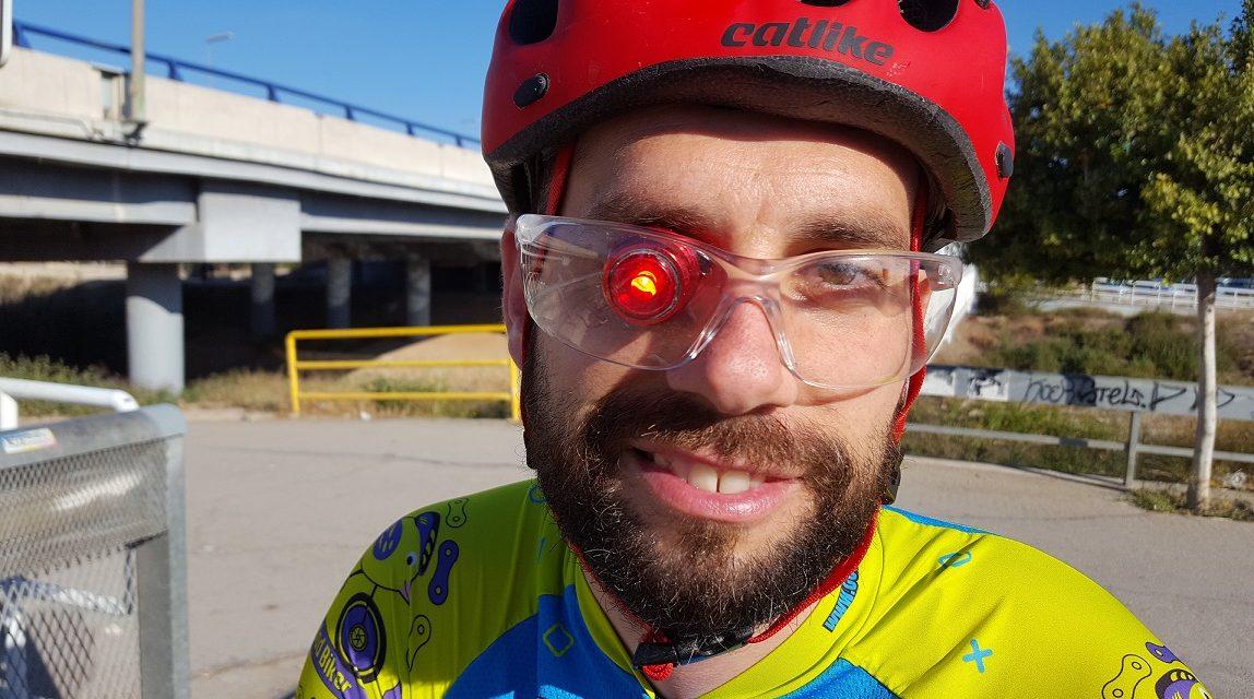 Crónica de la ruta BTT al Relojero a entrevistar a Paquito206 en la Marcha Maratón Chepas Bike en San José de la Vega